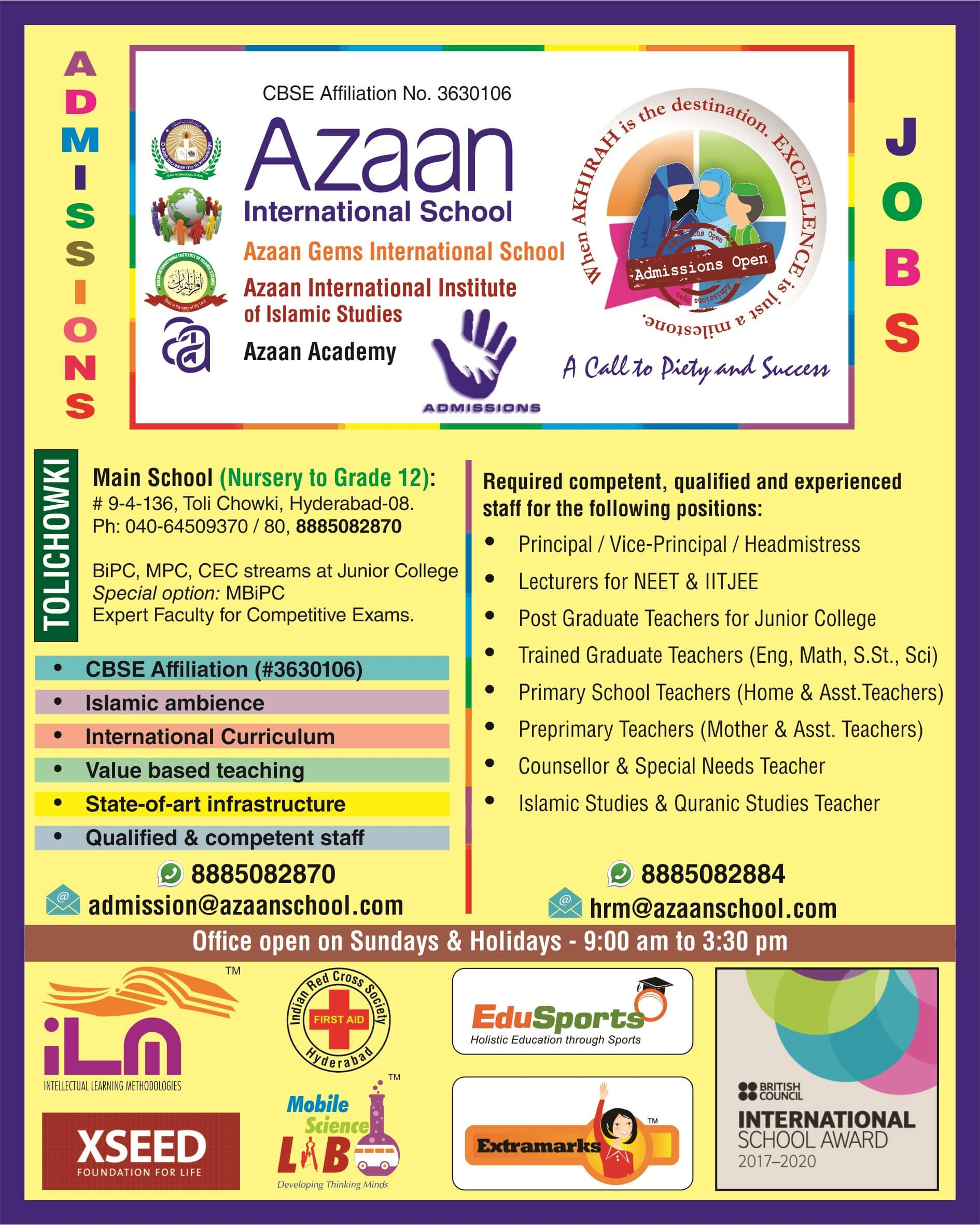 Azaan International School